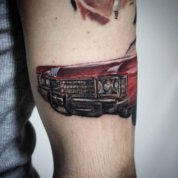 #impala #impalatattoo #tattooart #tattoo #rtats #jaer_X #cheyenne #тату #татуировка