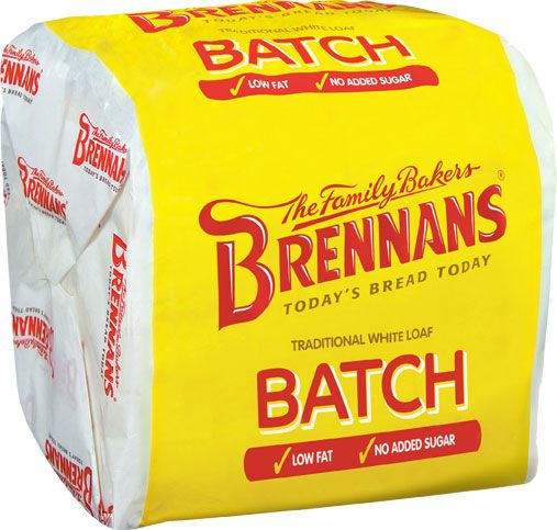 Brennan's Traditional Batch is the ultimate batch bread, baked in the traditional batch fashion. Now available in USA $6.39