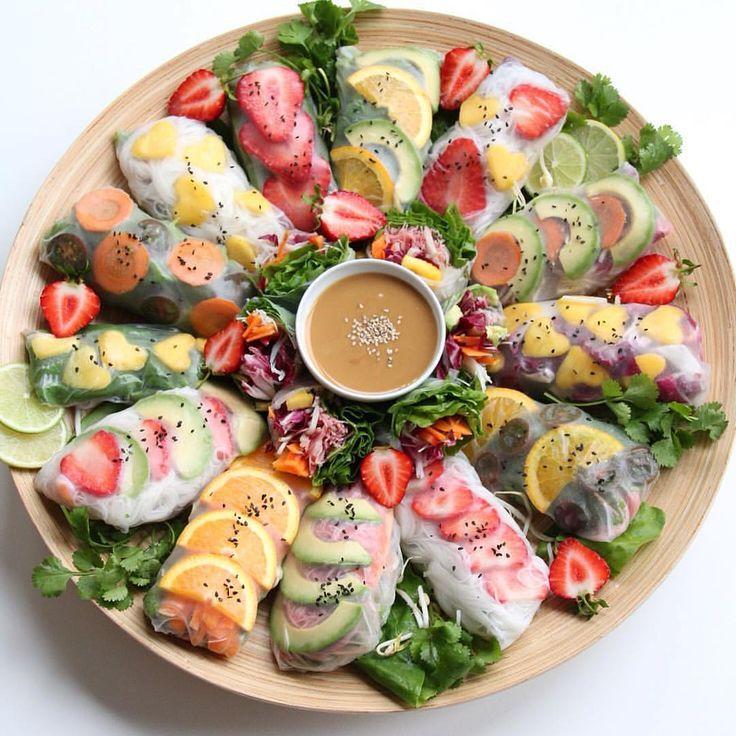 思わず息を飲む美しさ。「フルーツロール」レシピとアイデアまとめ - macaroni