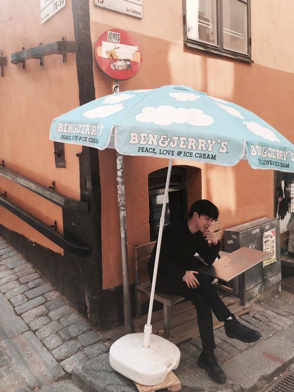 Jimin ❤ 다시 찾은 스웨덴 화보 장소 / Found the pictorial site in Sweden again (it was the same place where Now2 was shot) #BTS #방탄소년단