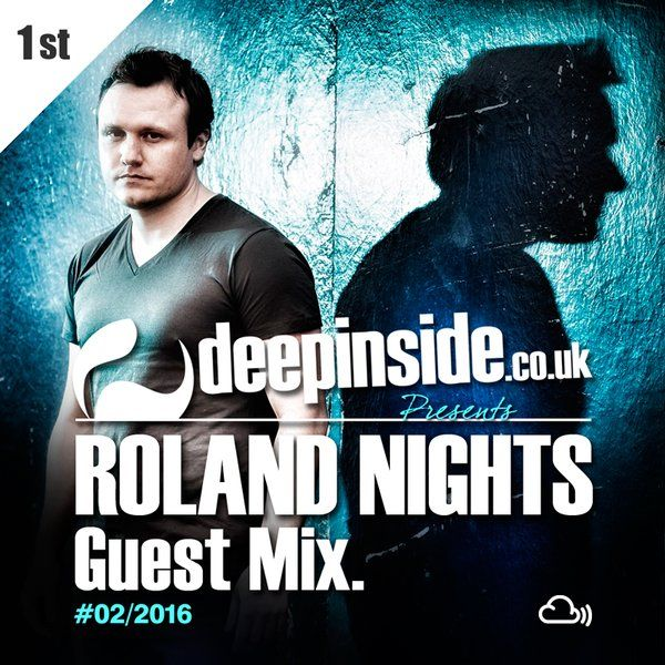 """Check out """"DEEPINSIDE presents ROLAND NIGHTS (Exclusive Guest Mix)"""" by DEEPINSIDE Official on Mixcloud #RolandNights #DEEPINSIDE #House #GuestMix #Mixcloud #Radio"""