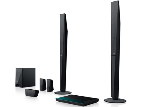 BDV-E4100 : Blu-ray Home Theatre Systems : Home Theatre System : Sony India