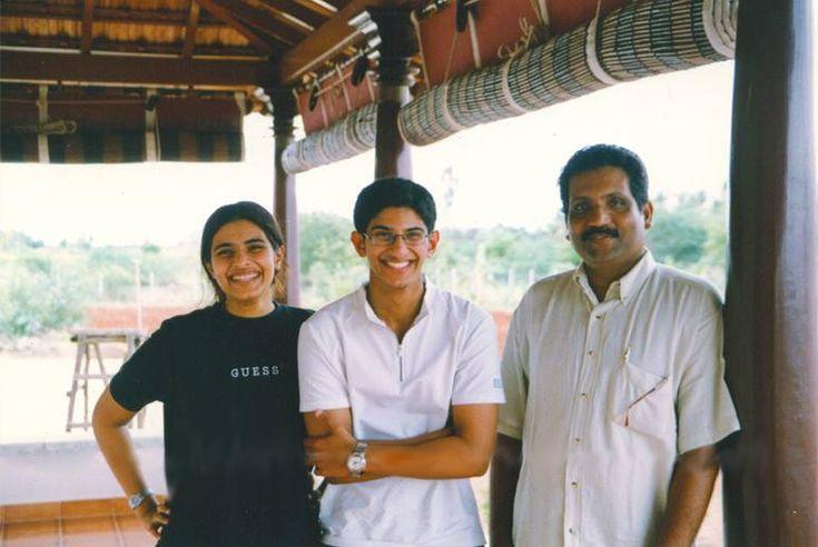 Dulquer Salman : The future super star of Malayalam Cinema? rare pictures