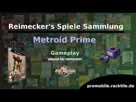 Reimecker's Spiele Sammlung : Metroid Prime