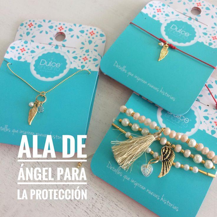 Tienda Online de Accesorios para mujer www.dulceencanto.com #accesorios #bisuteria #moda #collares #pulseras #Tobilleras #Aretes
