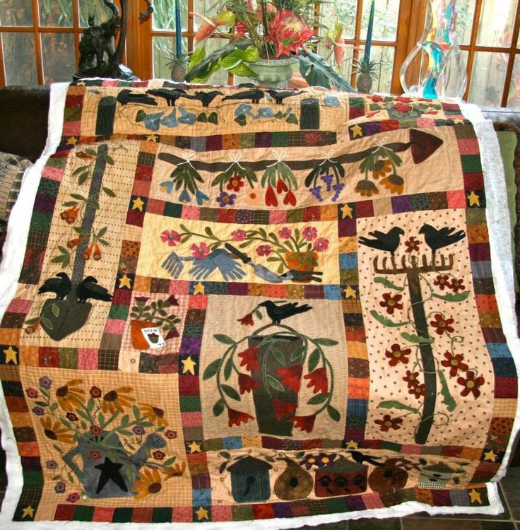 89 best Valdani Quilting images on Pinterest | Quilting patterns ... : quilting with wool - Adamdwight.com