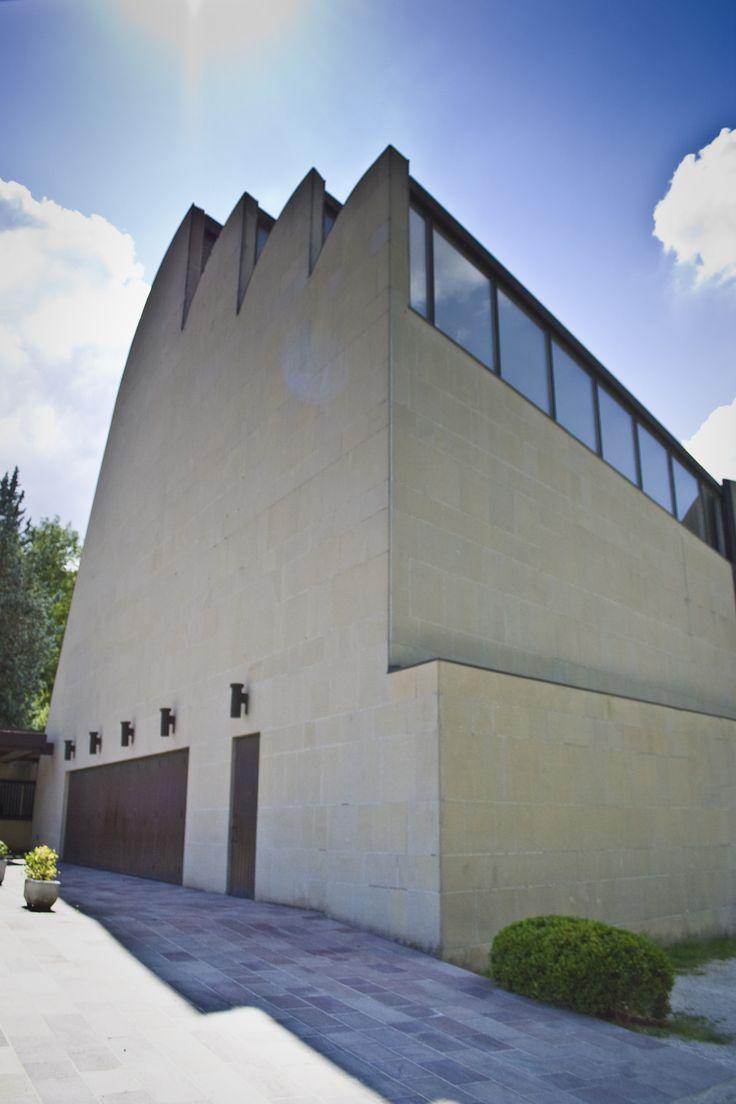AD Classics: Riola Parish Church,© Franco Di Capua
