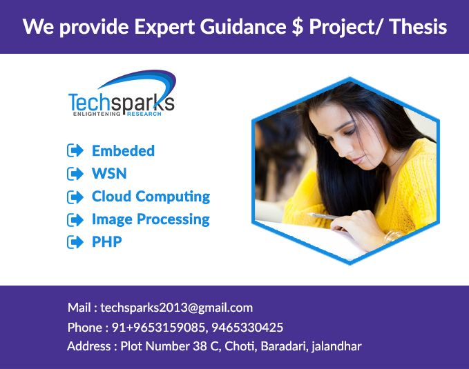 We provide expert guidance and #thesis help in #Chandigarh and Patiala
