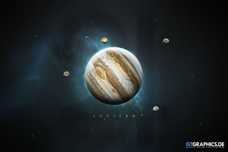 The Solar System Jupiter