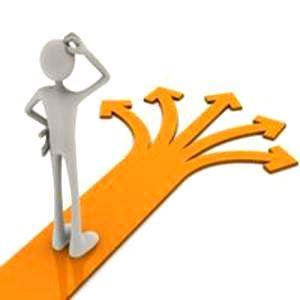 Cuando no vemos buenas opciones,es difícil tomar una decisión. Mira si de verdad no hay opciones aceptables y si es el miedo lo que no te deja encontrarlas. www.mujerlider.es