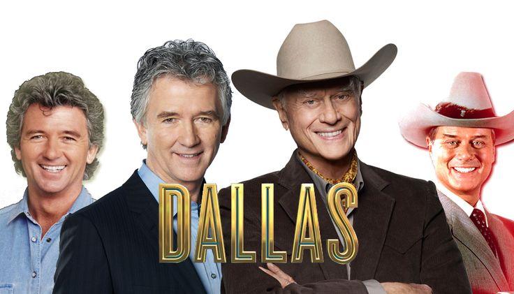 Dallas Cast   Dallas JR and Bobby Before and After - Dallas Tv Show Fan Art ...