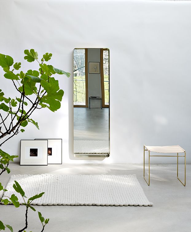 nina mair stool and mirror interior design pinterest. Black Bedroom Furniture Sets. Home Design Ideas