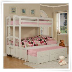 May Twin over Full Bunk Bed