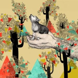 : Illustrations, Sandradieckmann, Baby Wolves, Art Prints, Colors Palettes, Ohh Deer, Sandra Dieckmann, Baby Rooms, Products