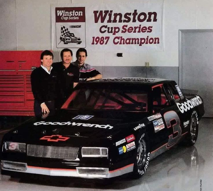 What Kind Of Car Did Dale Earnhardt Sr Drive