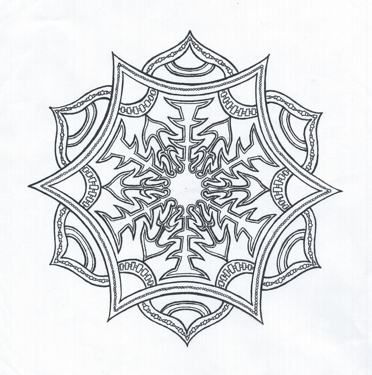 Line Art Mandala : Best images about mandala coloring on pinterest