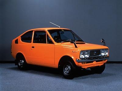 Mitsubishi Minica Skipper GT (1971-1976)