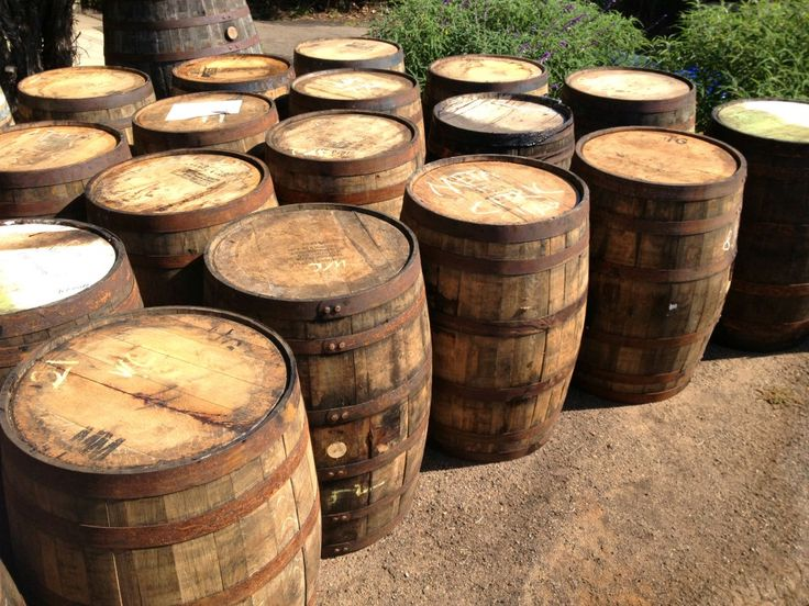 We have plenty of Whiskey Barrels For Sale!! Come check out our ONLINE SHOP and look in the Recycle Bin section. We can ship all over the US. Discounts too!