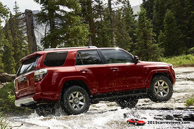 2014 Toyota 4runner Profile View New And Upcoming Cars
