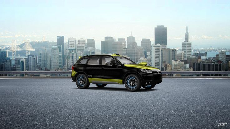 Checkout my tuning #Volkswagen #Touareg 2011 at 3DTuning #3dtuning #tuning