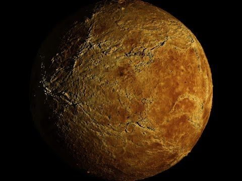Analogia del Planeta Venus - YouTube