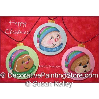 Happy Christmas ePacket - Susan Kelley - PDF DOWNLOAD