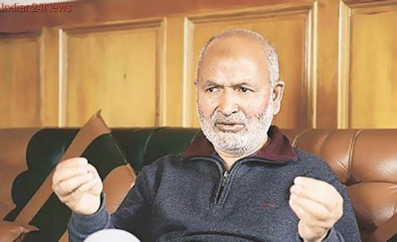Amarnath Yatra attack dark patch in history of Kashmir: State minister Naeem Akhtar