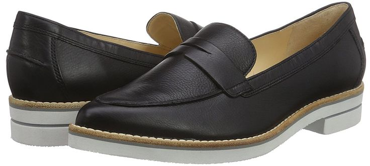 Högl Women's 1- 10 1200 Loafers Black Size: 4.5