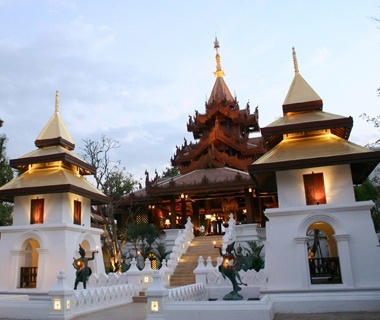 Mandarin Oriental Dhara Dhevi Chiang Mai, Thailand #movers #packers #service