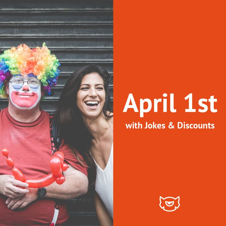 April 1st is Right Around the Corner and One Thing is Inevitable. Pranks will Happen. TODAY Only Our Chat Operator Gives Good Discount to Everyone Who Will Make Him Laugh! The Cooler Joke - the Bigger Discount: http://chat.template-help.com/
