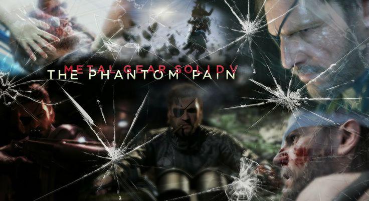 #BlooDGameS : Metal Gear Solid 5: The Phantom Pain possivelmente no PC