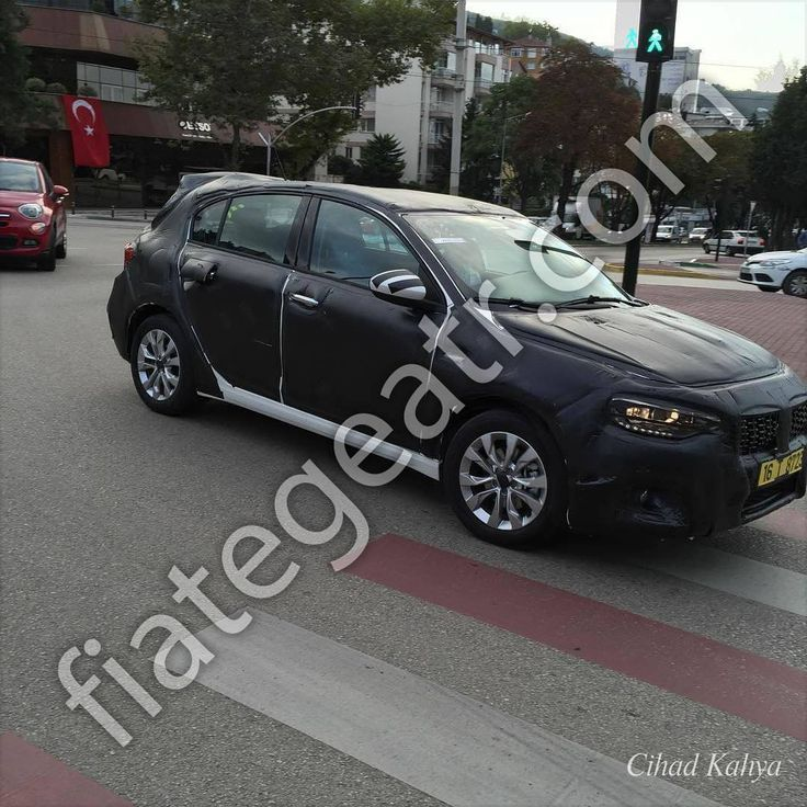 Nice Fiat 2017: Fiat Tipo Hatchback (Fiat Bravo replacement) first spyshots Check more at http://24cars.top/2017/fiat-2017-fiat-tipo-hatchback-fiat-bravo-replacement-first-spyshots/