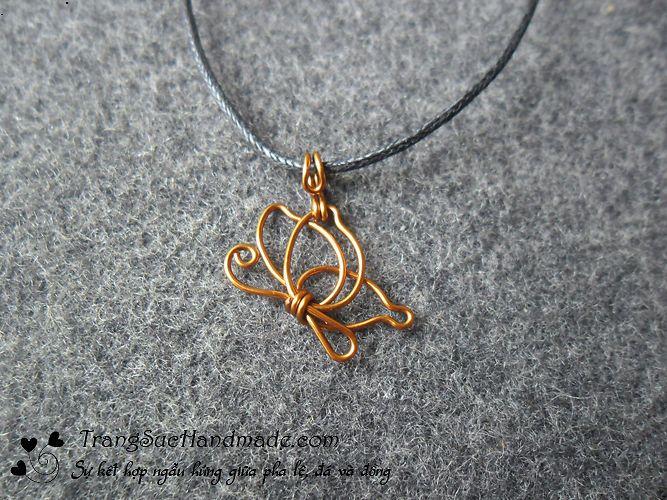 wire art jewelery