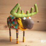 Здравствуйте, девочки! нашла море позитива и спешу поделиться ) Это авторские игрушки ручной работы Лидии Маринчук. Очень яркие, смешные :)