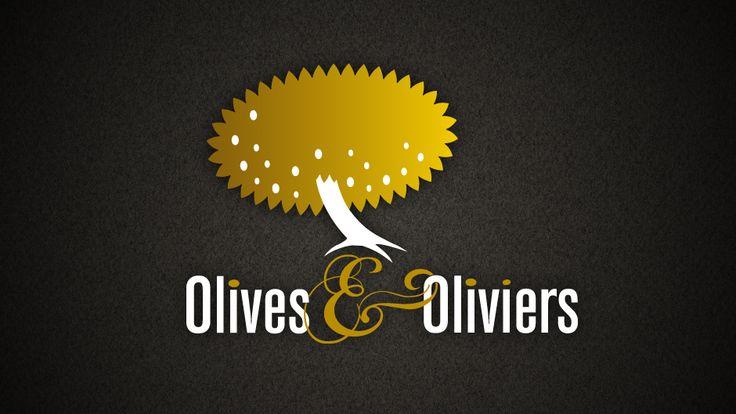 Logo Olives & Oliviers