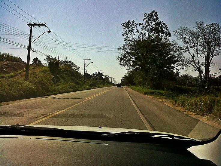 Road Sign Boards >> Road ... BR 101 -Brazil | Road | Pinterest