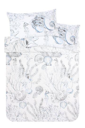 100% Cotton Printed Duvet Cover Set
