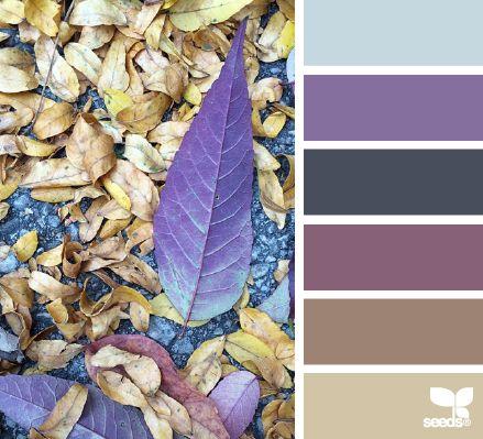 fallen hues - Voor meer kleuren en kleurentrends 2015 kijk ook eens op http://www.wonenonline.nl/interieur-inrichten/kleuren-trends/