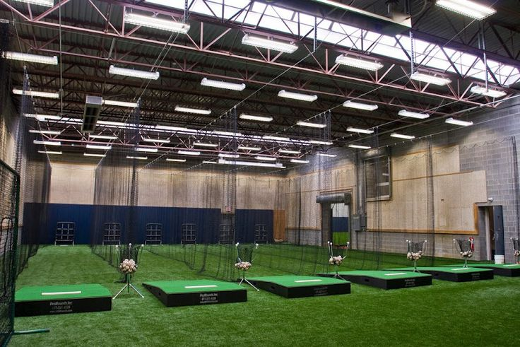 B2b baseball softball manheim pa new shed for Design indoor baseball facility