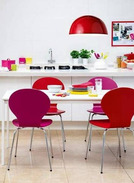bright room color combinations for modern home decorating