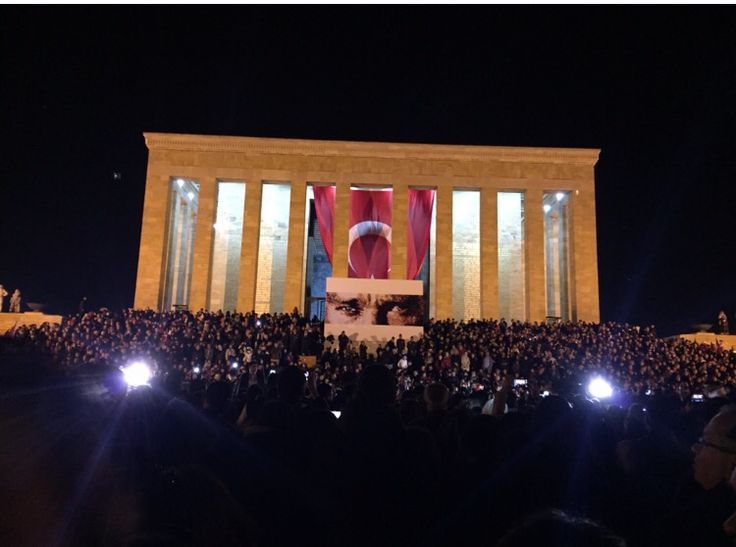 24 Nisan Anitkabir#atuturkungozleri #ataturk #anitkabir