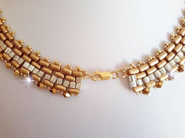 collar-oro-negro-perla de vidrio-rullas-tops-sedoso-bead-espíritu de final 2