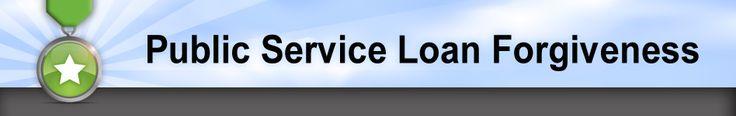 Public Service Loan Forgiveness info
