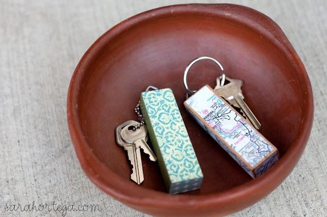 DIY Jenga Keychain: Jenga Keychains, Gift Ideas, Jenga Block, Diy Keychain, Jenga Pieces, Craft Ideas