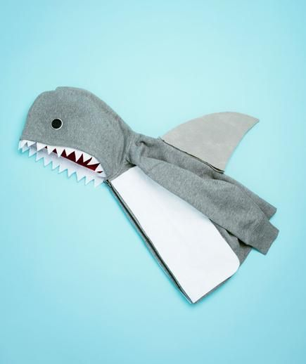 spirit halloween shark costume