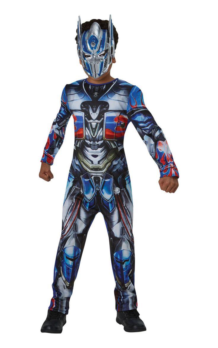 Transformers Optimus Prime-asu