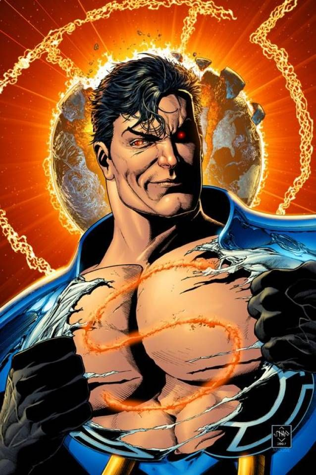 Superman Prime by Ethan van Sciver