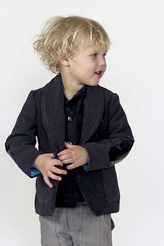 Berkshire Blazer PDF Sewing Pattern by Blank Slate Pattern. My girl would rock this.