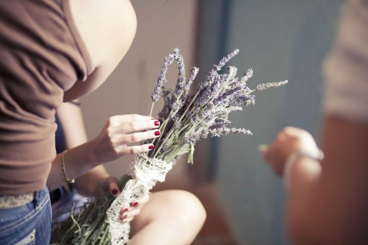 Confeccionar un ramo de novia sencillo