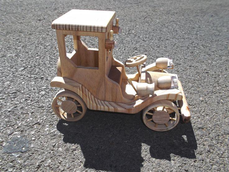 Mejores 20 imágenes de juguetes y maquetas de madera en Pinterest ...